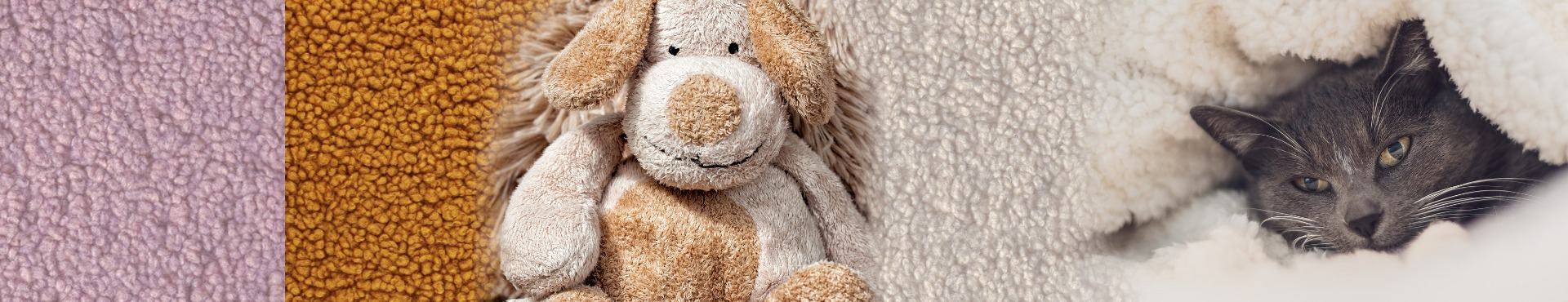 Teddy stof kopen